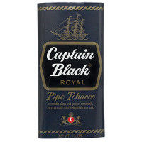 CAPTAIN BLACK POUCH ROYAL