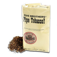 FIVE BROTHERS TOBACCO POUCH