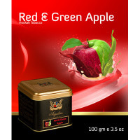 ARGELINI RED&GREEN APPLE - 100g