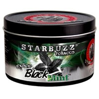 STARBUZZ EXOTIC BLACK MINT - 100g