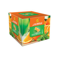 ALFAKHER ORANGE W/MINT -250g