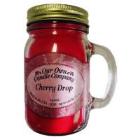 OUR OWN CHERRY DROP 13OZ JAR