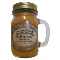OUR OWN SMELL MY NUTS 13OZ JAR