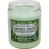 SMOKE ODOR EXTERMINATOR JAR BAMBOO BREEZE