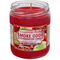SMOKE ODOR EXTERMINATOR JAR CINNAMON APPLE