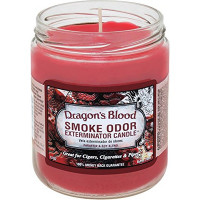 SMOKE ODOR EXTERMINATOR JAR DRAGON BLOOD