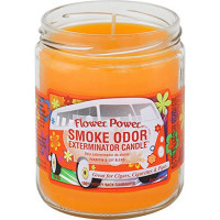 SMOKE ODOR EXTERMINATOR JAR FLOWER POWER