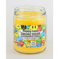 SMOKE ODOR EXTERMINATOR JAR HAPPY DAZE