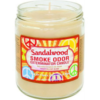 SMOKE ODOR EXTERMINATOR JAR SANDALWOOD