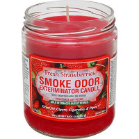SMOKE ODOR EXTERMINATOR JAR STRAWBERRIES