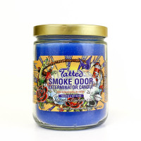 SMOKE ODOR EXTERMINATOR JAR TATTED