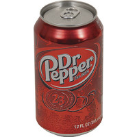 SAFE CAN - DR PEPPER