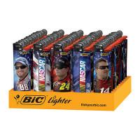 BIC NASCAR LOGO & DRIVER MIX
