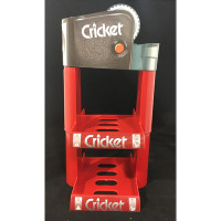 CRICKET 2-TIER EMPTY DISPLAY