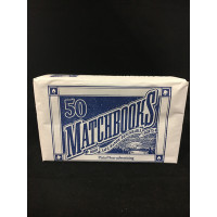 MATCHES-BOOK 50/PKG