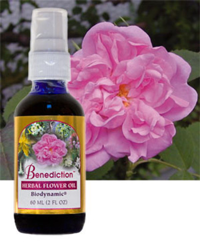 Benediction Herbal Flower Oil
