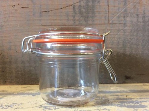Clamp Mini Storage Jar 100ml