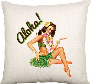 Cushion Cover (Aloha)