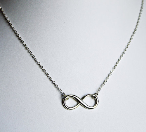 Infinity Necklace - Bridesmaid Gift