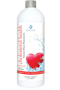 Eniva® Cholesterol Health Liquid Plant Phytosterols is a natural solution to support healthy cholesterol levels and weight management through the use of solubilized plant phytosterols.** Product ID # 11109