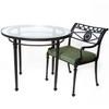 Star Design CafŽe Round Table