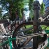 Post and Loop Bike Rack