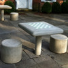 Concrete Chess Table
