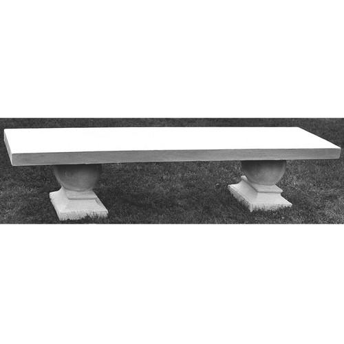Ball Leg Bench