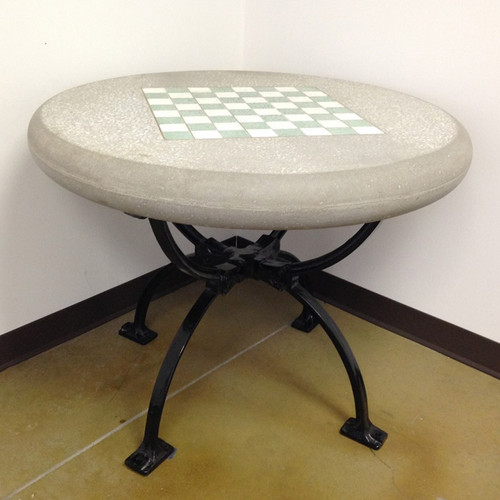 1939 World's Fair Chess Table (Outlet)