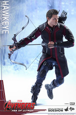Hot Toys Avengers Age of Ultron Hawkeye 1/6 Scale Figure