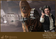 Han Solo and Chewbacca 1/6 Scale Figure Set