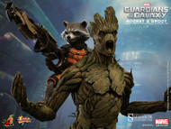 hot toys rocket groot