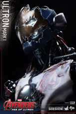 hot toys ultron sixth scale figure