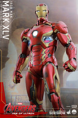 hot toys iron man quarter scale figure