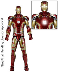 iron man quarter scale figure