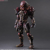 Predator Variant Play Arts Kai Predator Kondo Version Figure