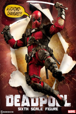 sideshow collectibles deadpool sixth scale figure
