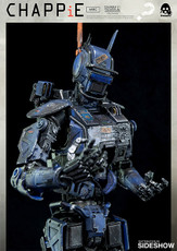 Threezero Chappie 1/6 Scale Figure