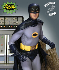 tweeterhead batman maquette