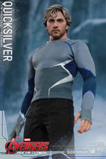 hot toys quicksilver