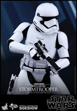 hot toys first order stormtrooper