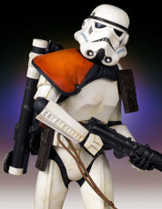 gentle giant sandtrooper statue
