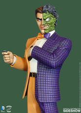 classic two face maquette