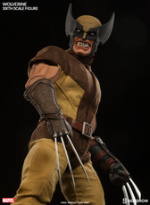 marvel wolverine sixth scale