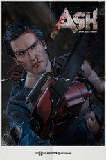 ash williams sixth scale figure