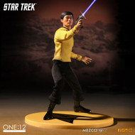 star trek one 12 collective sulu figure