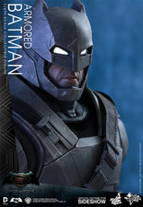 hot toys armored batman