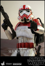 hot toys shock trooper