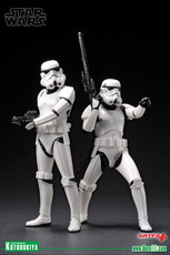 kotobukiya stormtrooper two pack