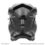 anovos first order tie fighter pilot helmet